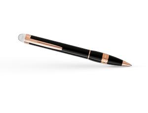 Шариковая ручка Montblanc Starwalker смола/позолота  105653