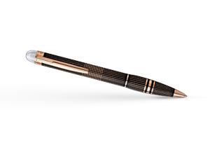 Шариковая ручка Montblanc StarWalker метал/позолота  106869