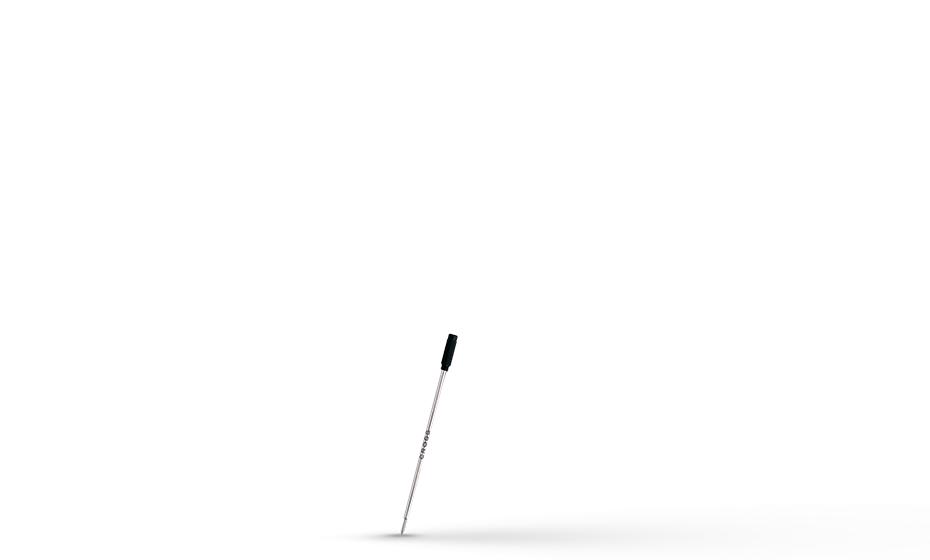 Стержень Cross Cross, шариковый, черный, F  8514