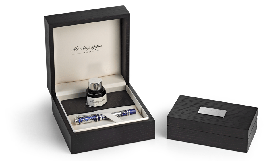 Перьевая ручка Montegrappa Russia silver  RUSSIA2012