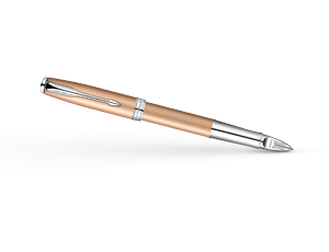 Шариковая ручка Parker Sonnet Premium Pink Gold PVD CT, песочное PVD-покр  S0975970