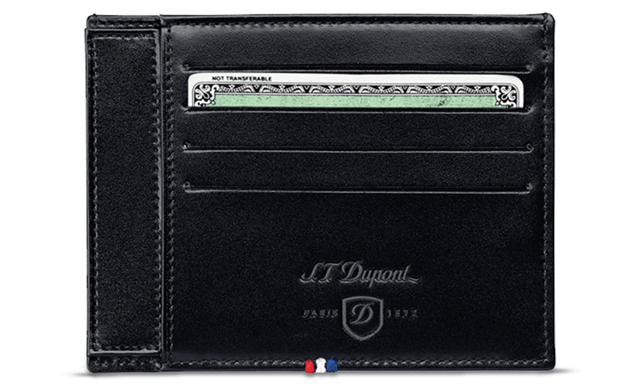 Чехол для кредитных карт S.T. Dupont D Line Elysee, кожа  180011