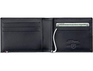 Портмоне S.T. Dupont D Line Contraste, с зажимом для денег, кожа  180301