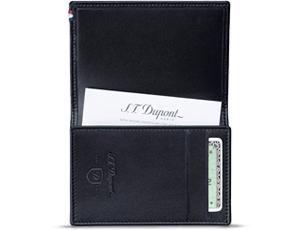 Чехол для визитных карт S.T. Dupont D Line Elysee, кожа  180013