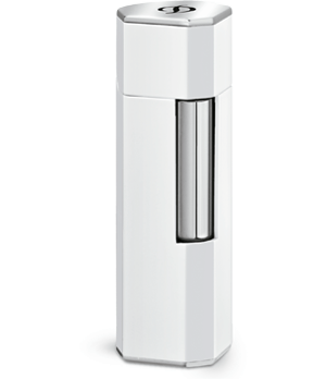 Зажигалка S.T. Dupont Mon Dupont, китайский лак, белый, палладий.  26005