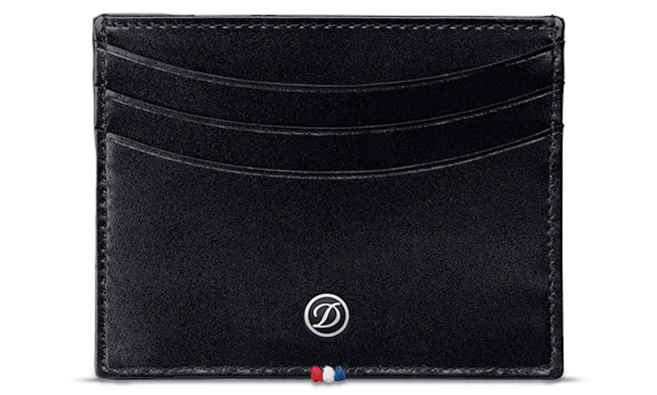 Чехол для кредитных карт S.T. Dupont D Line Elysee, кожа  180008