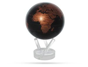 Глобус Mova Mova, самовращающийся, с политической картой, D12,  MG-45-CBE