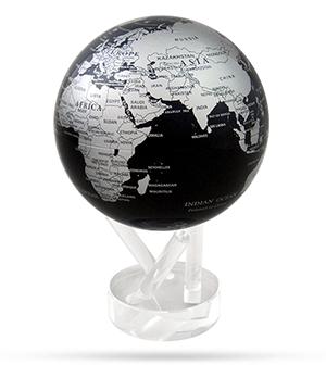 Глобус Mova Mova, самовращающийся, с политической картой, D12,  MG-45-SBE