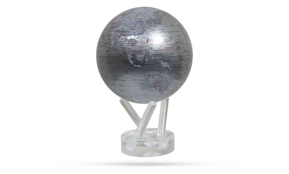 Глобус Mova Mova Globe, самовращающийся, общегеографический, D  MG-6-SLR