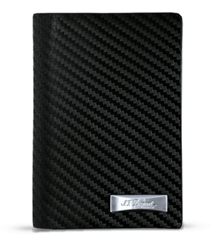 Чехол для визиток S.T. Dupont Defi, кожа с тиснением  170004