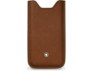 Чехол Montblanc Meisterstuck Selection, для IPhone 5, светло-корич  109631