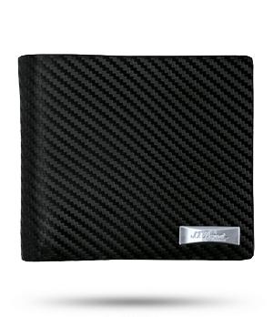 Портмоне S.T. Dupont Defi Carbon, кожа с тиснением  170003