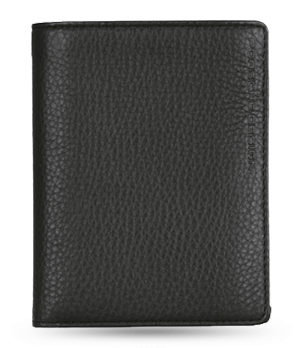 Портмоне Porsche Design BillFold, кожа, черное  4090000443