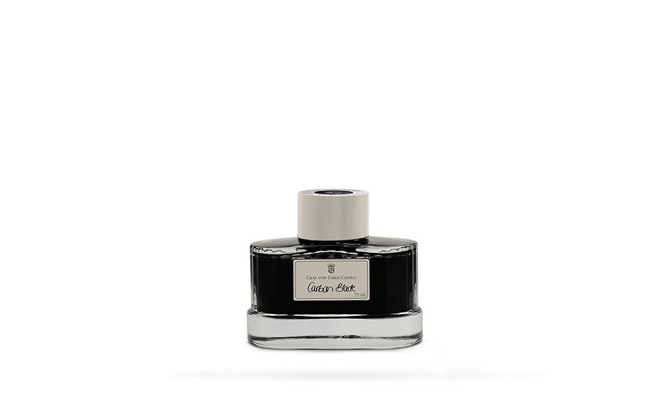 Чернила Graf von Faber-Castell Graf von Faber-Castell, черные, 75мл  141000